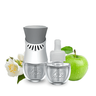 Air Wick Plug in Scented Oils, Apple Blossom and Cotton