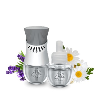 Air Wick Plug in Scented Oils, Lavender and Chamomile