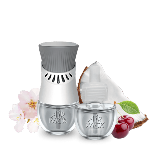 Air Wick Plug in Scented Oils, Paradise Retreat